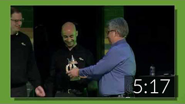SUSECon 2015 Closing Keynote Part 3 SUSE Rules the Stack Awards